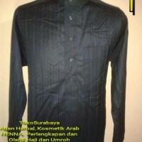 harga Jubah Gamis Import Arab Al Haramain Alharamain Bahan Tebal Warna Gelap Tokopedia.com