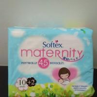 Softex maternity isi 10+2 pembalut bersalin 40 cm