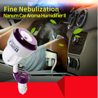 harga NANUM CAR II Air Purifier (Double USB Charger) Aromatherapy Humidifier Tokopedia.com
