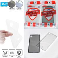 harga Asus Zenfone 3 Max Ultrafit air Ultrathin Jelly case Backcase soff ori Tokopedia.com