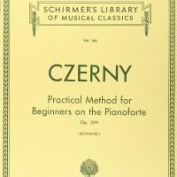 Buku Piano - Czerny Op.599