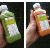 Jual Greentea & Thai tea Latte botol 250ml Murah