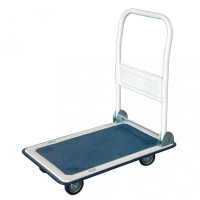 FOLDABLE HAND TRUCK KRISBOW 150KG SMALL KW05-47 10003515