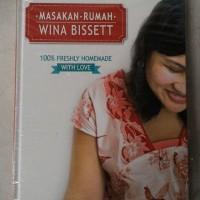 Buku Resep Masak Masakan Rumah By Wina Bissett Hardcover Wajib Punya