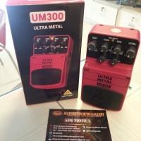 Efek Behringer UM300 Ultra Metal