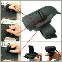 Mini Optical Finger Laser Mouse Jari manis Tangan Flash logitech razor