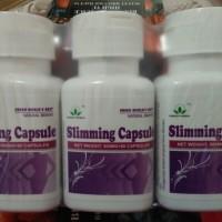 SLIMMING CAPSULE GREEN WORLD ISI 60/OBAT DIET/PELANSING