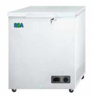 RSA CF-100 Chest Freezer 100 Liter - Putih (Jabodetabek)