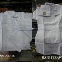 Baju Dokter Anak / Baju Perawat Anak / Baju Profesi Anak