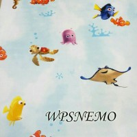 wallpaper Sticker kamar anak ikan finding nemo fish
