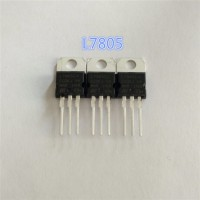 LM7805 L7805 7805 Voltage Regulator IC 5V 1.5A