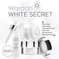 PAKET WARDAH WHITE SECRET CREAM17ml