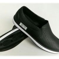 Jual sepatu karet pantofel anti air & hujan saf-1115 NYAMAN RINGAN KEREN Murah