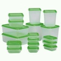 Jual tupperware, toples tupperware, botol tupperware, tupperware set Murah