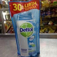 Dettol Sabun Mandi Cair 600 ml | Dettol Cool Body Wash Refill 600ml