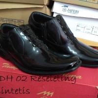 harga Size 46-47 Sepatu Pdh Kilap Pendek Kulit Sintetis Kilap Kode PDH 02 Tokopedia.com