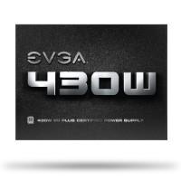 EVGA 430W 80 Plus Power Supply - PSU