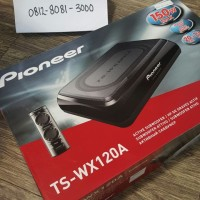 harga Subwoofer Aktif Kolong Jok Pioneer TS-WX120A Tokopedia.com