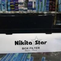 harga Box filter besar aquarium nikita star 46-76cm Tokopedia.com