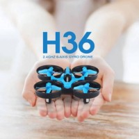 2019 Best Mini Drone JJRC H36 6 Axis Gyro 1 key return Quadcopter
