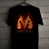 T-shirt Musikimia - Fire