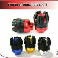Cincin AS roda Driv AR-03 / Jalu AS roda CNC