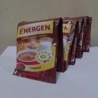 ENERGEN rasa COKLAT 30g. 10sachet