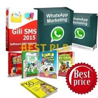 WA Marketing Software Gili SMS Ebook Dewa Eka Prayoga Bonus ambil