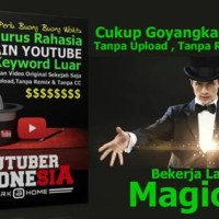 Youtube Publisher l Trik Magic Hasilkan Dollar Dari Youtube beli saj
