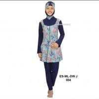 Baju Renang Muslimah Dewasa Es.Ml-Dw Jumbo 004