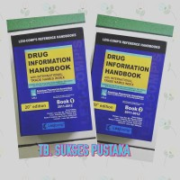 Buku Drug Information Handbook 20th Edition / DIH Edisi 20
