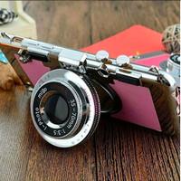 jelly case camera mirrorless dslr pink samsung Grand Prime J2 Prime