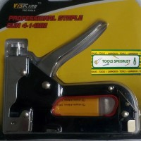BAGUS Staples Tembak (Jok) / Staple Gun VIsking 4-14mm MURAH