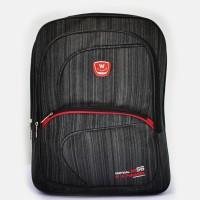tas ransel kantor sekolah laptop murah berkualitas polo rain cover