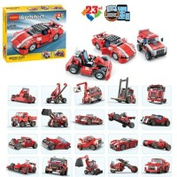 harga Lego Architect 23in1 Creators forklif cars truck 1 box 278pcs Tokopedia.com