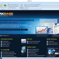 Software Pajak TaxBase v6.50