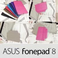 Harga ume asus fonepad 8 fe380cg leather flipcase flip case cover | antitipu.com