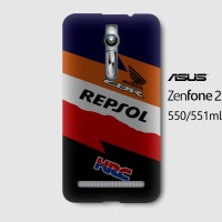 harga Casing Hardcase Asus Zenfone 2 (5,5inch) Custom Case Honda Cbr Repsol Tokopedia.com