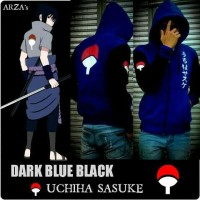 SWEATER COSPLAY NARUTO / SWEATER / JAKET UCHIHA SASUKE