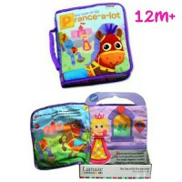 Lamaze Baby Soft Book /Buku Kain Bayi Anak Prance A Lot For 12m+