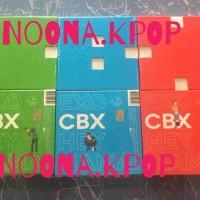EXO CBX 1st Mini Album, Hey Mama! (Official, Asli Import Korea)