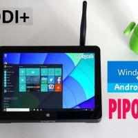 Jual PIPO X8 Windows8.1 Android4.4 Dual Boot Smart TV BOX Quad Core Mini PC Murah