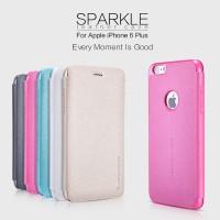harga Nillkin Sparkle Leather Case Iphone 6 Plus - 6s Plus Flip Cover Tokopedia.com