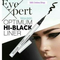 WARDAH EYELINER SPIDOL OPTIMUM BLACK