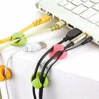 Multipurpose Cable Clip Organizer / Klip Penjepit Kabel - X056