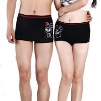 harga Celana Dalam Couple Pria Wanita/ CD Underwear Pasangan Tokopedia.com