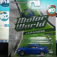 1/64 Greenlight Honda Civic Si - Blue