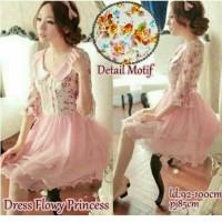 DRESS FLOWY PRINCESS