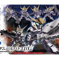 BB Senshi 401 SD Gundam Barbatos DX