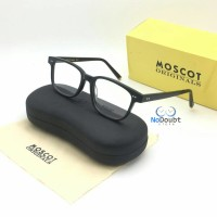 Kacamata Moscot PAT Black (KW Super Premium) 99% Like Original